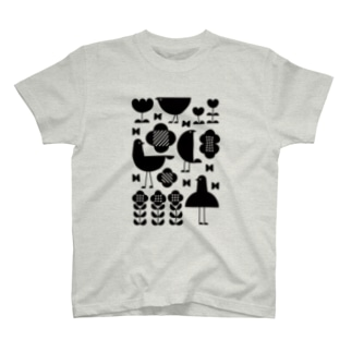 トリさん T-shirts
