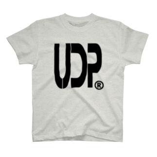 【UNDER PAR】BIG LOGO Tee T-shirts