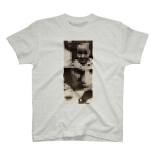 モンタージュ→ T-shirts