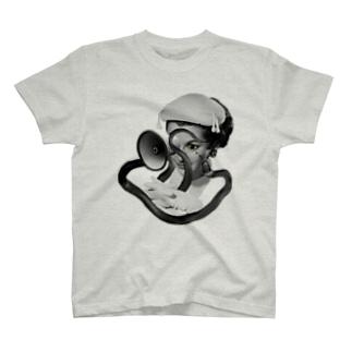 snakeちゃん T-shirts