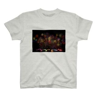 fireworks01 T-shirts