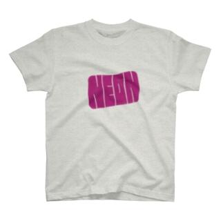 "Basic ""NEON"" T-shirt T-shirts"