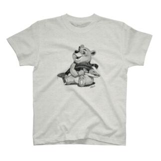 バーニーベア T-shirts