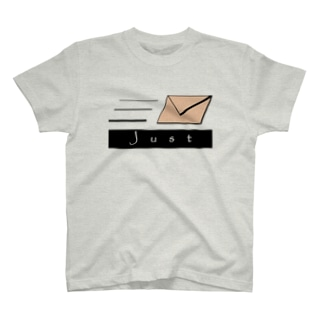 JUST MAIL T-shirts