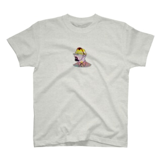 NOHAIRSのピーHAIRSシリーズ T-shirts