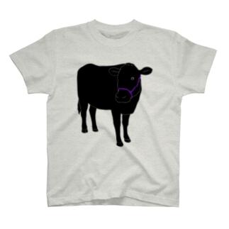 黒毛和牛 T-shirts