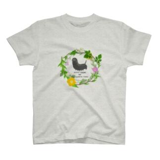 せすじすずめとだいすきごはん T-shirts
