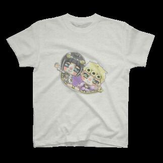 ぽたまろの版権 JOJO T-shirts