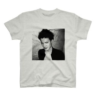 白黒こっちゃん T-shirts