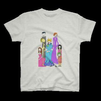 GARUGOROの記念写真 T-shirts