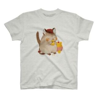 デグーさん T-shirts