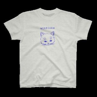 shoのNEKOCHAN T-shirts