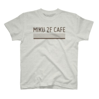MIKU 2F CAFE T-shirts