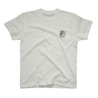 祖母ボソボソ祖父モフモフ T-shirts