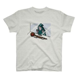 マジ貧しい魔術師 T-shirts