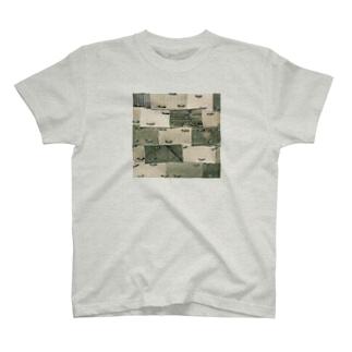 cardboard T-shirts