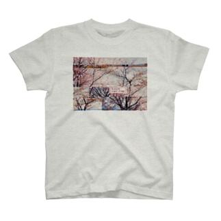 無い春 T-shirts