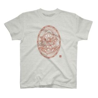 AMBIE 朱 T-shirts