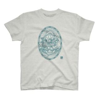 AMABIE 碧 T-shirts
