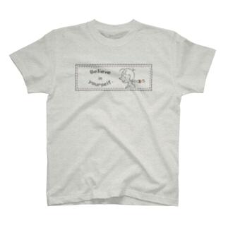 おさげちゃん T-shirts
