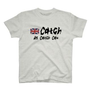 キャッチレスリング T-shirts