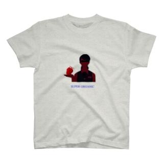 super organic T-shirts