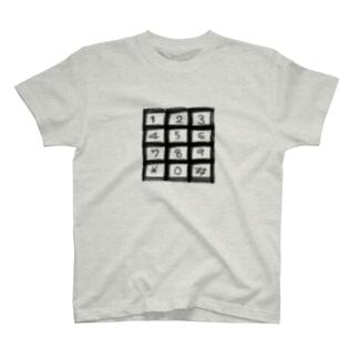 ナンバーナイン T-shirts