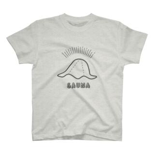 SAUNA_HAT T-shirts