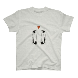 ペンギンLOVE T-shirts