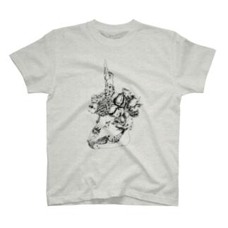 冠 T-shirts