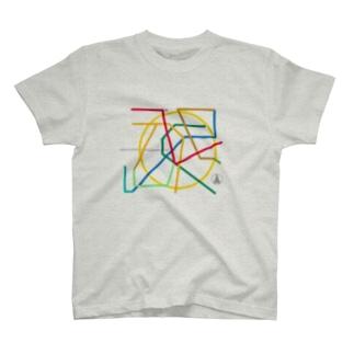 台北メトロなTシャツ T-shirts