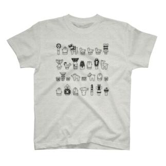 ゆるハニワ隊 T-shirts