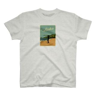 aloha T-shirts