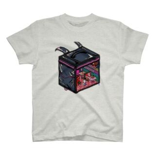 デリバリー食堂 T-shirts