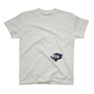 忍ぱつ T-shirts
