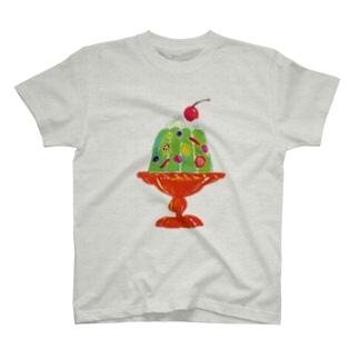 フルーツゼリー T-shirts