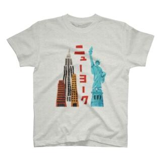 本濃研太の店のニューヨーク T-shirts