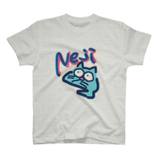 ねじの服 T-shirts