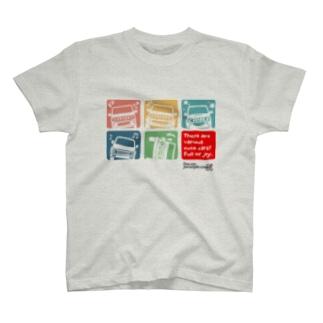LJ10、やっちまった|ジムニー Jimny T-shirts