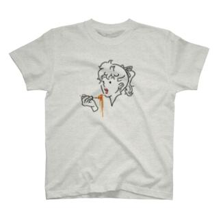 スパゲティ・ペロリーナ T-shirts