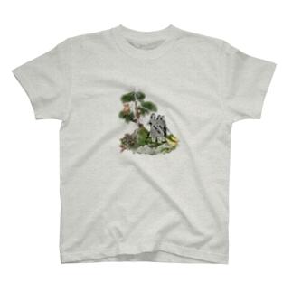 3 GIRLS YOUR WORLD T-shirts
