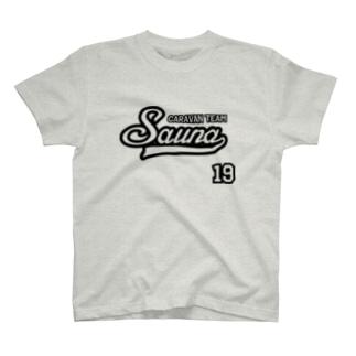 ベースボールサウナー T-shirts