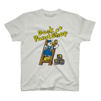 あひるのペンキ屋さん T-shirts