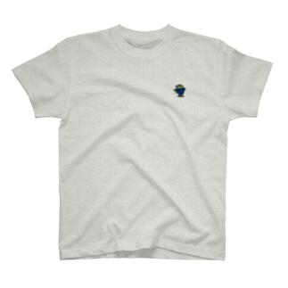 忍者る〜ワンポイントTシャツ T-shirts