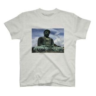 大仏さん T-shirts