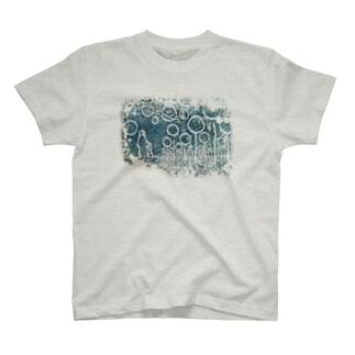 星畑のおじいさん T-shirts