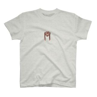 ツインテールガール T-shirts
