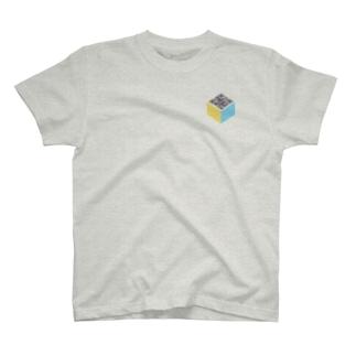 サハルプロダクツのVRT#1 - QR ver. T-shirts