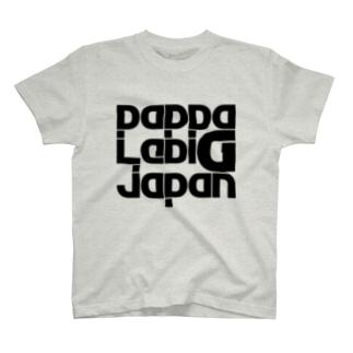 PAPPALEDIGJAPAN 2 T-shirts