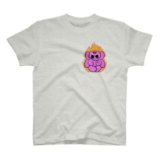 ワンポイントぞうさん T-shirts